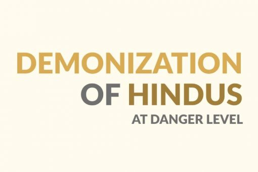 Demonization Of Hindus