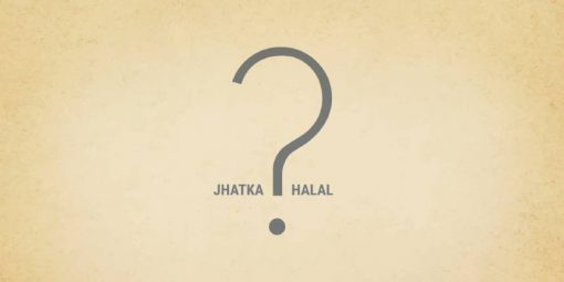 The Question of Jhatka & Halal